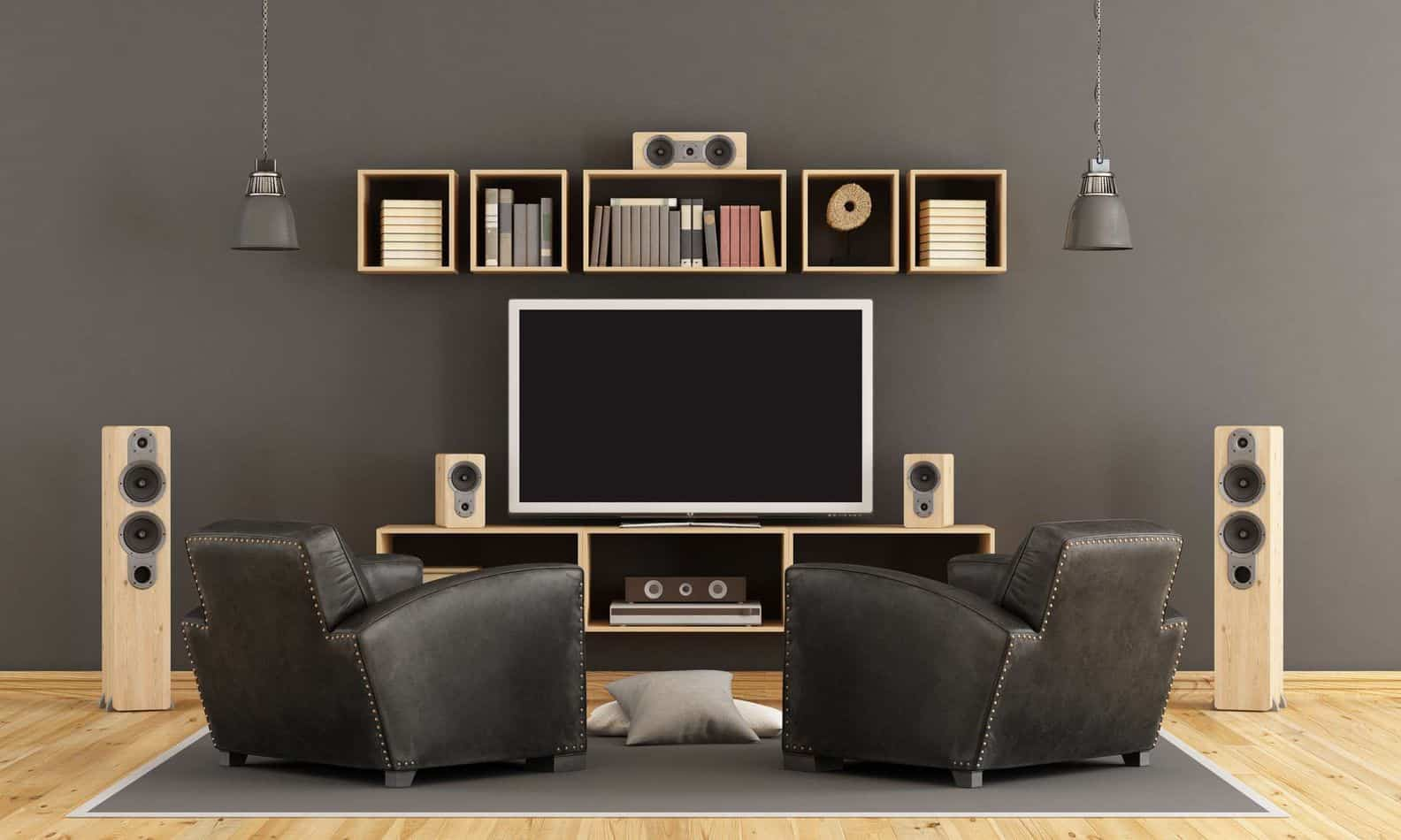 Home theater system For Living Room