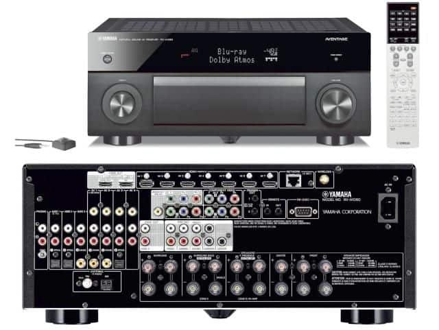 TMid-Range Home Theater Receiver